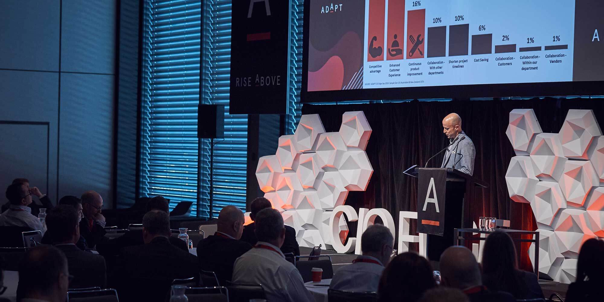 Adapt - CIO Edge 2020 | Sydney